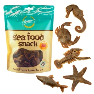 Sea food snack